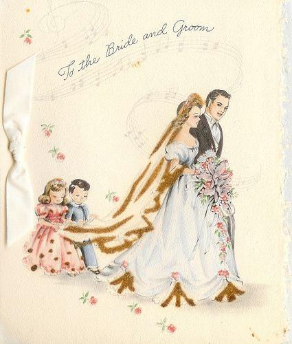 С днём свадьбы дорогая с прекрасным